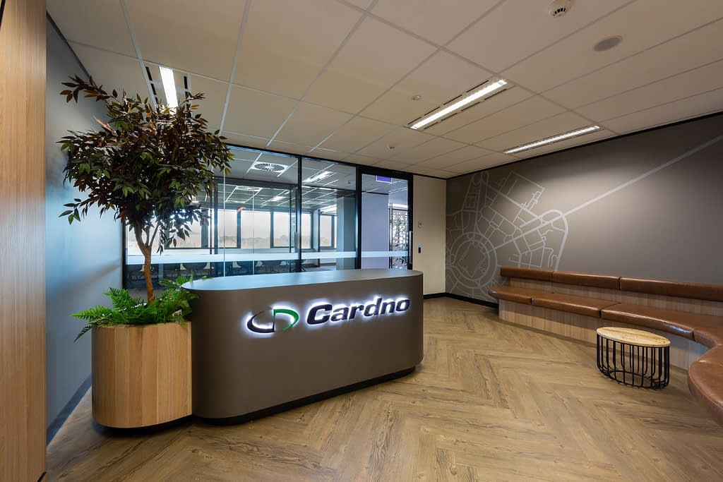 Spaceful - Office Fit Out Projects - Cardno 31