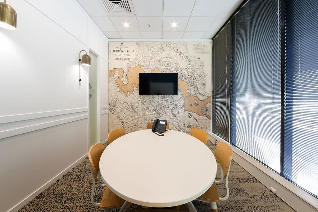 Spaceful - Office Fit Out Projects - Newgate Communications4