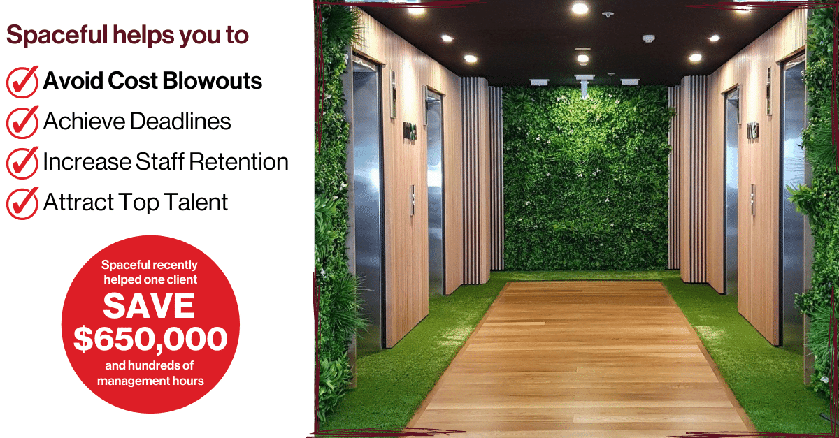 Spaceful - Avoid Cost Blowouts on Office Fit Outs